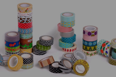 Vedio: Washi Inspiration